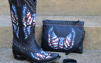 """Ryan Weaver """"Old Glory"""" by Lane Boots Set for Spring Launch"""