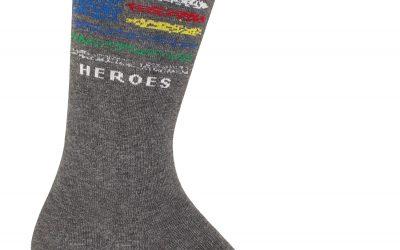 Ryan Partners with Soledier Socks